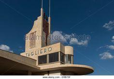 art deco station | Asmara Eritrea Art Deco Stock Photos & Asmara Eritrea Art Deco Stock ...
