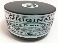 """""""I use this stuff in my hair, on my skin and in my beard... It's everything I need rolled into one""""...  http://beardproducts.com/shop/original-beard-conditioner/"""