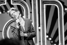 In 1975 David Bowie was, at the time, one of the few white musicians invited to perform on the legendary television dance show Soul Train, where he performed Golden Years