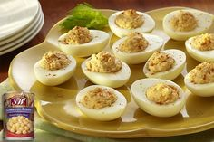 Heart Smart Stuffed Eggs- No Fat and No Cholesterol! Low Sodium, too! A clever garbanzo bean recipe to stuff your eggs with. No Sodium Foods, Cholesterol Foods, Low Sodium Recipes, Cholesterol Levels, No Salt Recipes, Bean Recipes, Diet Recipes, Cooking Recipes, Chili Recipes