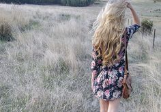 Long hair/Curls