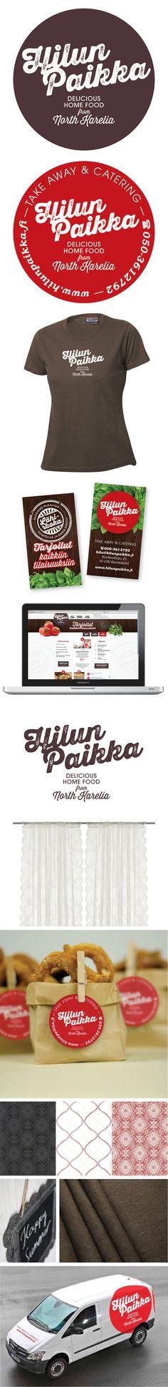 TILASUUNNITTELU + YRITYSILME + WEB-SIVUT; Hilun Paikka