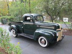 1946 Ford Other Pickups 1946 Ford 1/2 Ton Pickup F1 V8 Pick Up Truck F100 F 1 Flathead