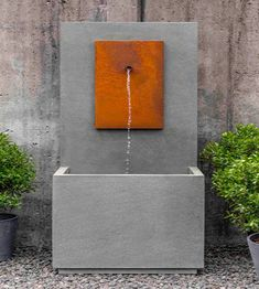 carries the highest quality cast stone fountains available, in all shapes, sizes, and styles. Come find the perfect fountain for your space! Large Outdoor Fountains, Stone Garden Fountains, Concrete Fountains, Water Fountains, Water Wall Fountain, Bird Bath Fountain, Corten Steel Garden, Modern Fountain, Unique Garden Decor