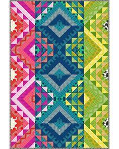 True Colors Quilt Kit