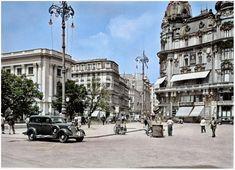 Bucharest, Romania, Street View