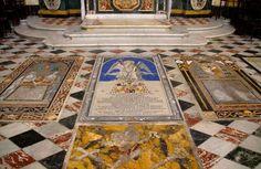 St.John Cathedral , from La Valetta, Malta.
