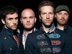 Coldplay ok I love them like some people I know love 1D!!!!!!