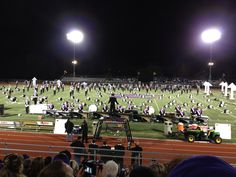 "From Blue Springs, MO, the Blue Springs High School Golden Regiment Marching Band's 2012 performance of ""UP."""