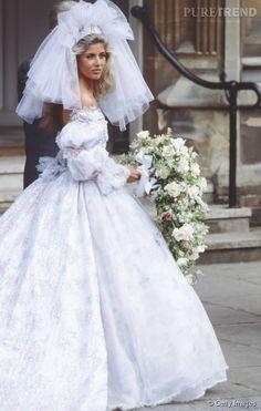 1980 wedding gowns