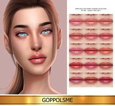 GOPPOLS Me — GPME-GOLD THE DISNEY ALADDIN COLLECTION BY MAC -... Mac Lipstick Velvet Teddy, Mac Diva Lipstick, Best Mac Lipstick, Mac Matte Lipstick, Mac Lipsticks, Sims 4 Game Mods, Sims Mods, Sims 4 Cc Skin, Sims Cc