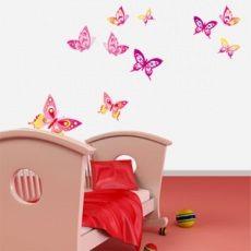 Stickers muraux - Decoretto - Envol 2