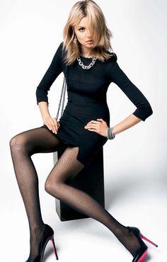Magdalena Frackowiak for Juicy Couture, 2012 Fashion Tights, Grey Fashion, Love Fashion, Fashion Models, Autumn Fashion, Womens Fashion, Toni Garrn, Juicy Couture, Magdalena Frackowiak