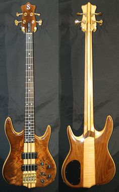 KEN SMITH Bass | Bass Guitars for Sale | BassCentral.com