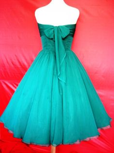 1950s-inspired party, bridesmaid, + wedding dresses in stock + custom orders. $245 and up. Crinolines / Petticoats available. By elegance50s @ ETSY