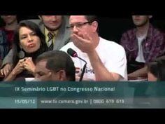 Jair Bolsonaro vs Militante LGBT