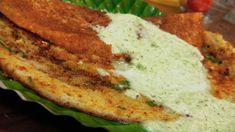Street Style Butter Dosa Recipe | Indian Street Food