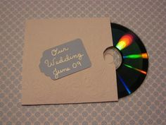 Making your own cd or dvd? You can also make your own cd/dvd cover.