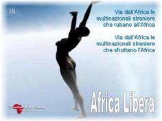 """Campagne Informative e di Sensibilizzazione """"Africa Libera"""" - https://www.facebook.com/Foundation4Africa/photos/a.655838154488546.1073741830.655775184494843/826313280774365/?type=3&theater"""