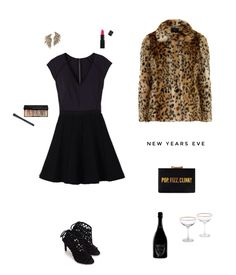 Clubbing outfit Dinner party Winter