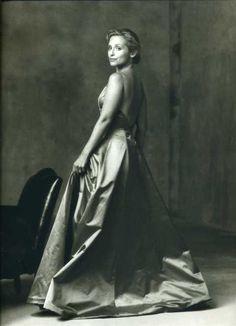 "Photo for ""Women"" Series by Annie Leibovitz"