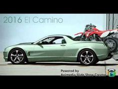 2016 Chevrolet El Camino