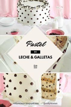 Torta Mil Hojas | Milly Recetas Milk Cake, Cake Plates, Cake Pans, Glass Containers, Cake Recipes, Cookies, Food Cakes, Cuisine