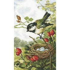 RTO Cross Stitch Kit - On A Briar Branch – Stoney Creek Online Store