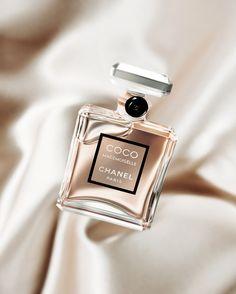 George Pedersen - Still Life Photographer -Chanel - Coco Mademoiselle www.georgepedersen.com
