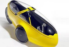 Go-One Human Powered Vehicle (HPV) » picture 1
