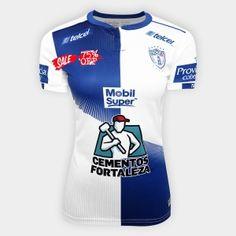 622f9d66c 2018-19 Cheap Women Jersey Club Pachuca Home Replica Soccer Shirt  CFC992   Cheap