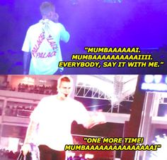 Nearly 50,000 Beliebers, ₹150 water bottles, and a whooole lot of lip-syncing.