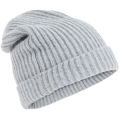 Accessorize Turnup Rib Beanie Hat (28 BRL) ❤ liked on Polyvore featuring accessories, hats, beanies, headwear, ribbed beanie hat, ribbed hat, beanie hat, stretch hat and beanie cap hat