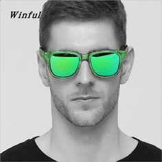 2017 Polarized Imitation wood grain sunglasses women Fashion Colorful Sun  Glasses man s Driving glasses Travel Eyewear ca707f99bc