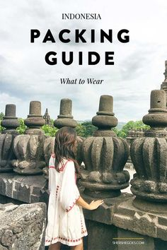 What to Wear in Indonesia a Packing Guide for the World's largest muslim country