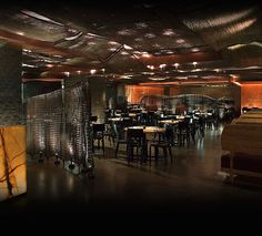 restaurant design | ... Dining Room Interior Design of Nobu Fifty Seven Restaurant, New York