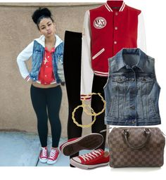 """""""India Love Westbrooks Inspired"""" by lolomonroe on Polyvore"""