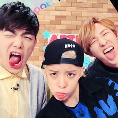 And that when the dorky time plays around Eric Nam, Amber Liu, Kevin Woo Afterschool Club