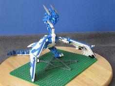 LEGO DRAGON Legos, Lego Lego, Lego Moc, Lego Projects, Projects For Kids, Lego Dragon, Lego Animals, Lego Builder, Lego Castle