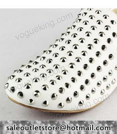 Christian Louboutin Rollerball #Spikes Suede #Sneakers White for Men-Ladies,Christian Louboutin mens shoes White,Christian Louboutin shoes cheap,christian Llouboutin Men #Shoes Outlets,Christian Louboutin Spikes #boots,Christian Louboutin for Men,Christian Louboutin Sneakers #fashion #style