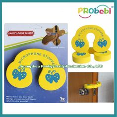 Baby Safety Door Stopper Holder SD020 #babysafetydoorstop //.probaby-  sc 1 st  Pinterest & baby safety door stopper | Baby Safety | Pinterest | Babies Door ...
