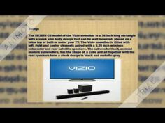 Top sound bar reviews, for all Vizio, Samsung, Sony and Yamaha sound bars. Only top rated sound bars are reviewed and suggested to our clients. For more information please visit http://topsoundbars.net/soundbars/vizio-soundbars/vizio-sb3851-c0-38-inch