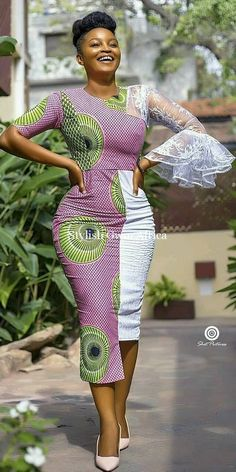 Tips on traditional african fashion 889 #traditionalafricanfashion African Wear Dresses, African Fashion Ankara, African Inspired Fashion, Latest African Fashion Dresses, African Print Fashion, African Attire, African Prints, Ghanaian Fashion, African Style