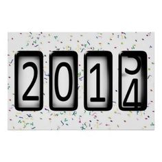 A New Year: 2014