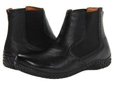Men's Alegria Jony Black Tumble - now on closeout! | Alegria Shoe Shop #Mens #Boots #AlegriaShoes #closeouts #sale