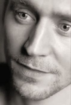 "Hiddles~ Close up from the Flaunt ""Poem"" video, May 2013  look how luminous his eyes are!"