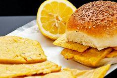 Le irresistibili panelle! Il tradizionale Street Food siciliano, vegano d'origine!