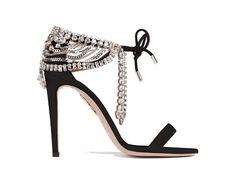 Joya black. Zapatos diseñados por Olivia Palermo