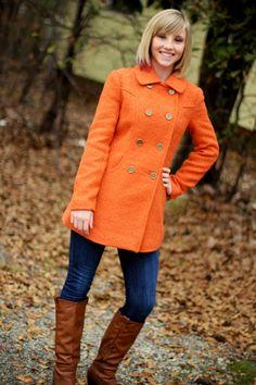 "The ""Sweet Caroline"" Coat.  $62.50.    ~  105 West Boutique, Abbeville SC.  (864) 366-WEST.  Look for us on Facebook!"