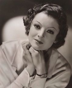 Myrna Loy, 1933